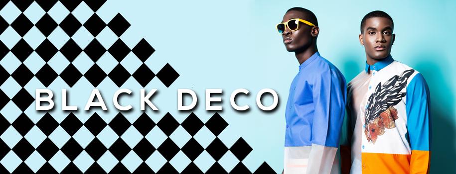 BLACK DECO