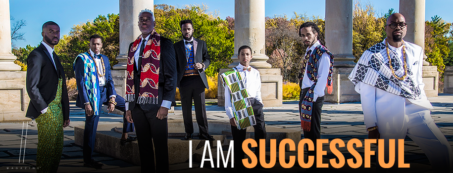 I AM SUCCESSFUL:  REIGN ZION
